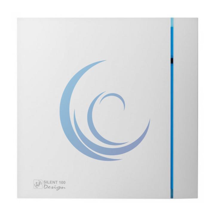 Вытяжной вентилятор SOLER&PALAU SILENT-100 CZ DESIG